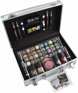 Makeup box alu case everybody's darling