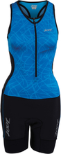 Zoot W Performance Tri Dame Racesuit Blå, Perfekt treningsdrakt!