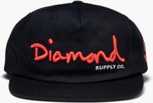 Diamond Supply Co. - OG Script Unstructured Snapback