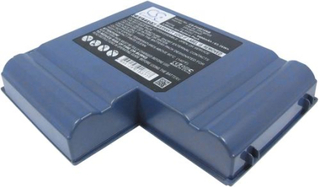 FPCBP59 for Fujitsu, 14.4V, 4400 mAh