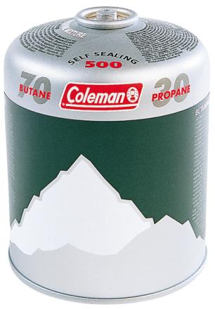 Coleman Multipakk C500 gass kassett - 6 Pack