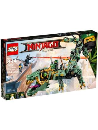 Ninjago Green Ninja Mech Dragon - 70612 - Proshop