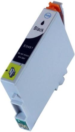 T0481 Blekkpatron svart for Epson