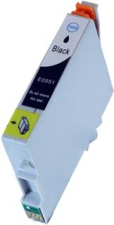 T0551 Blekkpatron svart for Epson
