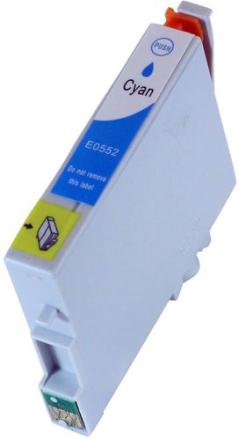 T0552 Blekkpatron cyan for Epson
