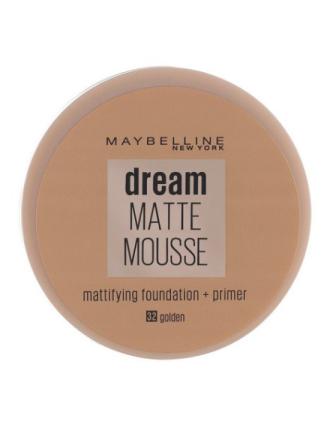 Foundation - Golden Maybelline New York Dream Matte Mousse