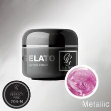 UV Gel farge nr. 704 Metallic