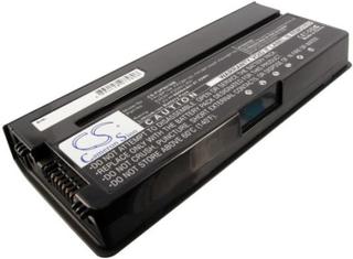 Fujitsu LifeBook P8010, 7.2V, 6600 mAh