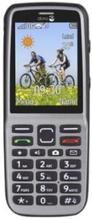 DORO PHONEEASY 530X STEEL/BLACK