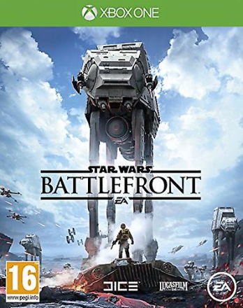 Star Wars Battlefront (Xbox One) - Fruugo