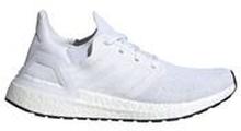 adidas Ultra Boost 20 - Valkoinen/Harmaa/Musta Nainen