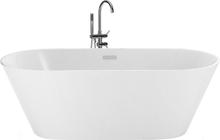 Kylpyamme, vapaastiseisova 160cm valkoinen HAVANA