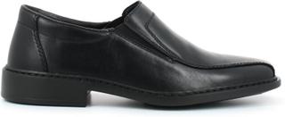 Rieker B Black Loafers og slipon Herre 40-47