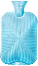 Basic värmeflaska Ljusblå