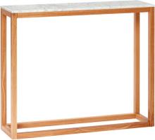 KHLOE Sideboard Vit/Trä | Förvaringsmöbler