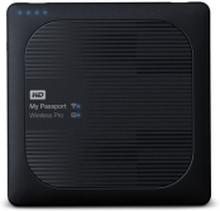 Harddisk WD My Passport 3TB Pro Wifi ACC