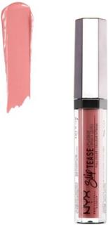 NYX Professional Makeup Slip Tease Lip Lacquer Läppstift Cardio Bunny