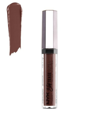 Leppestift - Shady NYX Professional Makeup Slip Tease Lip Lacquer