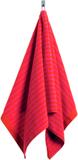Kaksi Raitaa handduk röd handduk