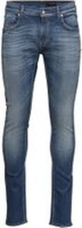 Blå Tiger of Sweden Slim Tiger Jeans