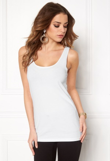Happy Holly Elinor Singlet White 44/46L