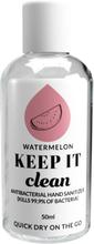 Keep It Clean Watermelon Antibacterial Hand Sanitizer, 50 ml Keep It Clean Handsprit