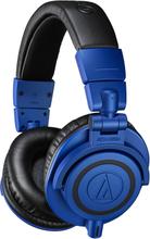 Audio-Technica ATH-M50X BB Headphone Blue