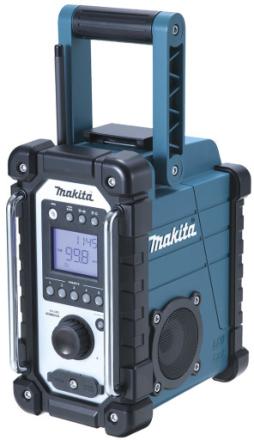 Makita Arbeidsradio FM, uten batteri