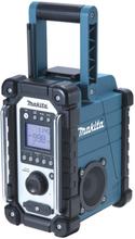 Makita arbetsradio FM, utan batteri