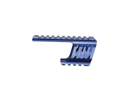 Custom CNC Railmontasje til Dan Wesson 715 - Blå