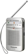 -RF-P50DEG - portable radio - FM/MW - Mono - Sølv