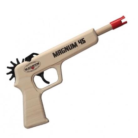Strikkpistol - Magnum .45 Pistol - Red Ammo