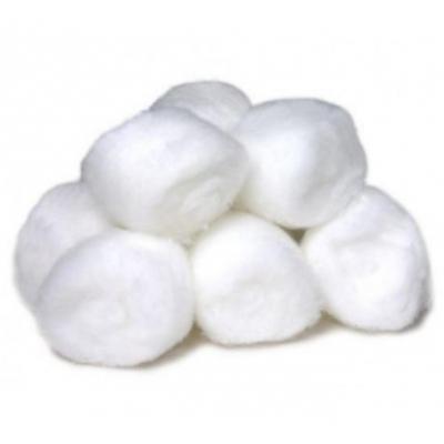 Simply Cotton Wool Ball 200 stk