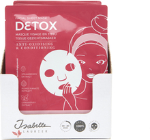 Isabelle Laurier Facial Sheet Mask Detox
