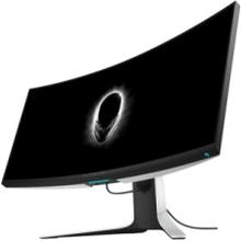 "34"" Skærm Alienware AW3420DW 120Hz - Hvid - 2 ms NVIDIA G-SYNC"