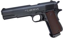 STI Lawman - CO2 Blowback