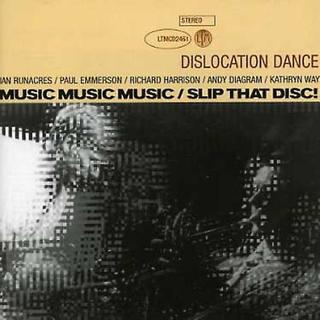Dislocation Dance - musik musik musik/Slip att skiva [CD] USA import