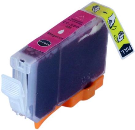 BCI-3eM Blekkpatron magenta for Canon
