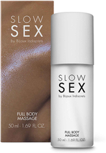 Bijoux Indiscrets - Slow Sex Full Body Massage
