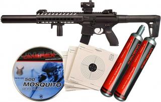 Sig Sauer MCX Luftgevær - Pakkesett med alt du trenger!