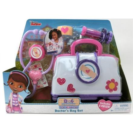 Doc McStuffins - Toy hospital bag sett (Stort sett)