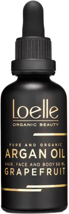 Loelle Arganolja med Grape 100% EKO 50 ml