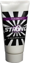 Strong6: Analcreme, 50 ml