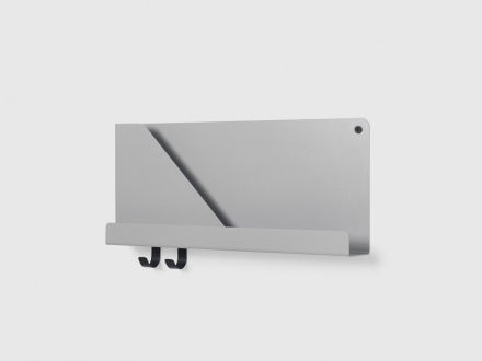 Muuto - FOLDED Shelves- Grey Small