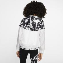 Nike Sportswear Windrunner Younger Kids' Jacket - White