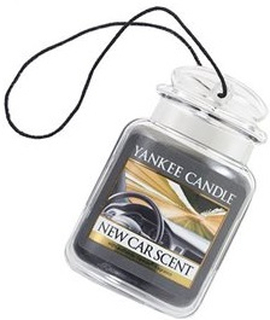 Yankee Candle New Car Scent Car Jar Ultimate