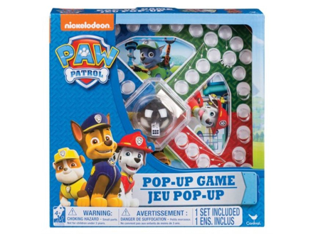 Paw Patrol pop up Ludo