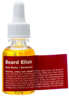 Recipe For Men Beard Elixir Barbering Transparent