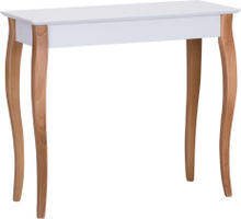 LILLO Konsolentisch 85x35cm - Weiß - Weiß \ 85 cm