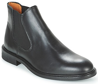 Selected Støvler BAXTER CHELSEA LEATHER BOOT Selected